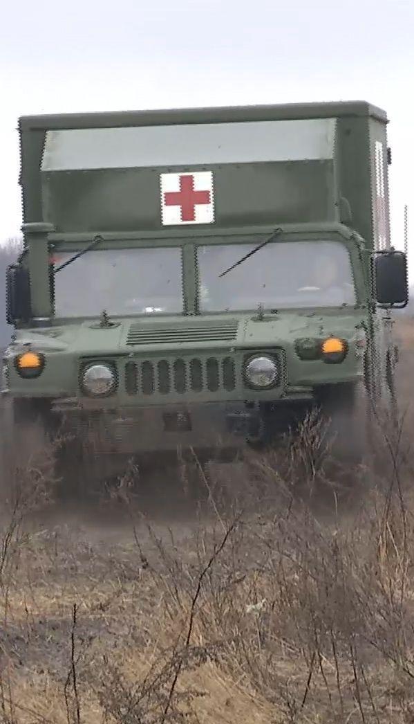 Бойовики обстріляли українські укріплення з окупованого Донецька
