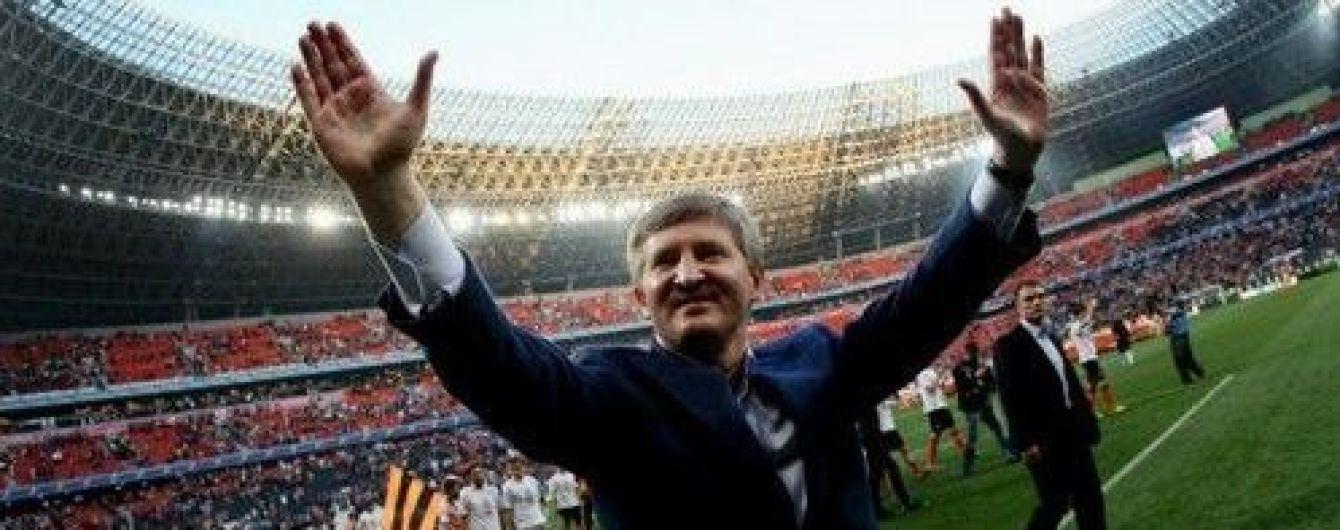 Ахметов піднявся на 46 сходинок у рейтингу 500 найбагатших людей світу