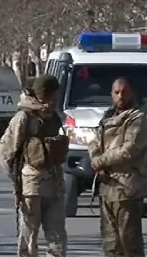 Смертник взорвал себя в шиитском культурном центре в Кабуле