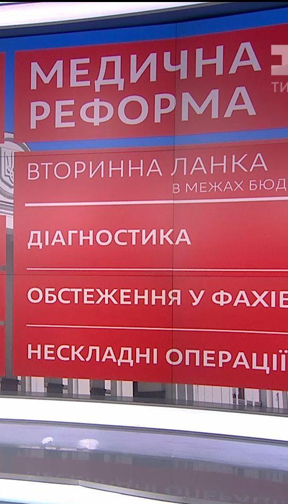 Петро Порошенко підписав закон про медичну реформу