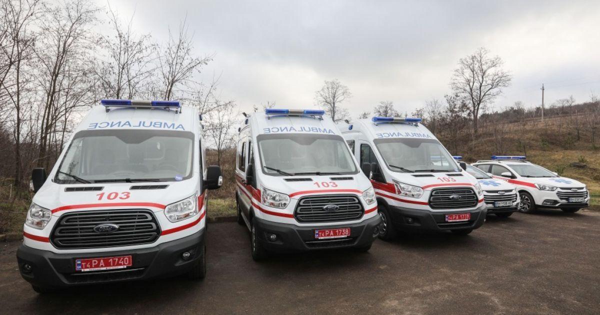 Украинская медицина будущего заработала в одном из районов Полтавщины