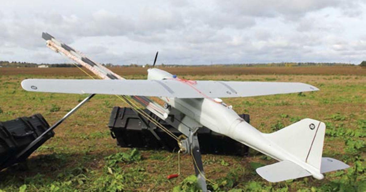 """Российский беспилотник """"Орлан-10"""" почти весь собран из иностранных деталей – InformNapalm"""