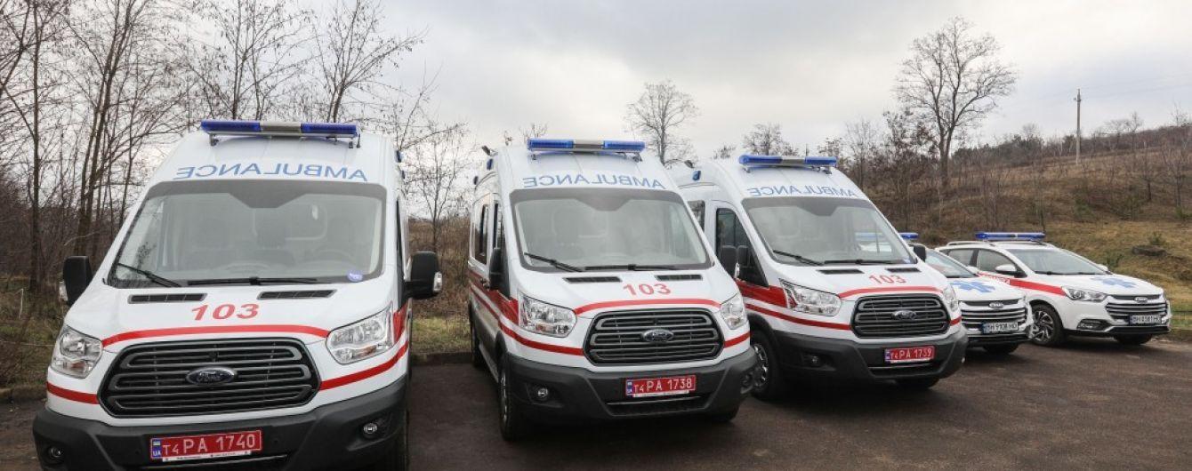 У під'їзді в центрі Києва знайдено мертвого чоловіка
