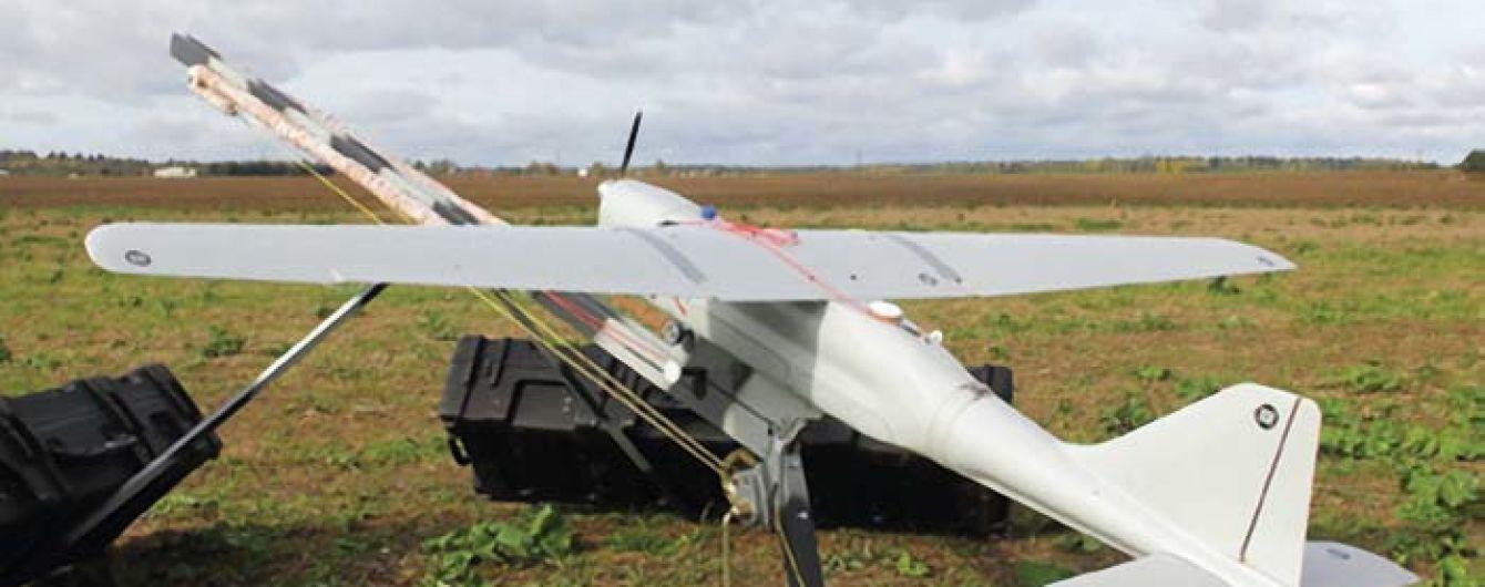 У зоні АТО українські військові збили великий російський безпілотник вартістю 6 млн рублів