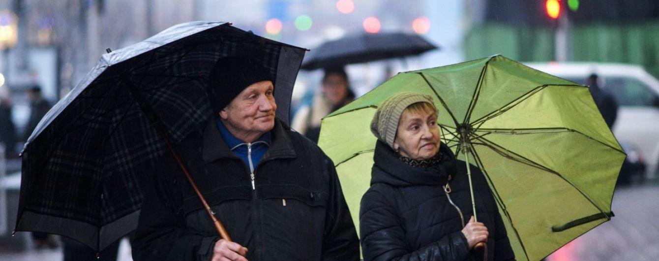 На Львівщині зливи піднімають рівень річок і провокують сходження селей