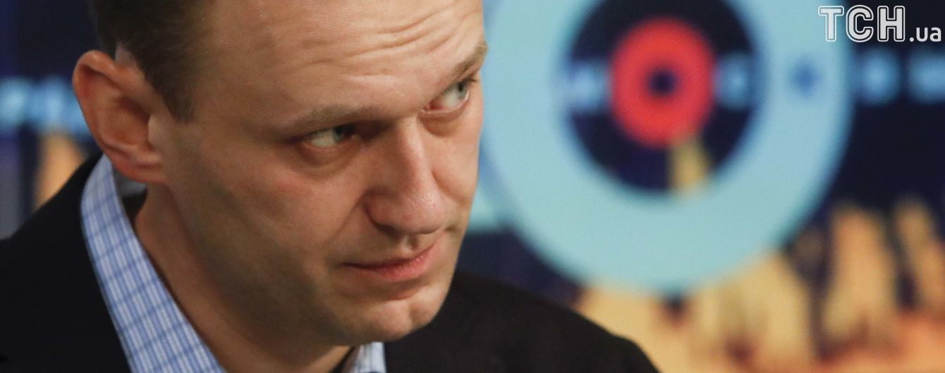 В Москве задержали лидера протестных акций Алексея Навального