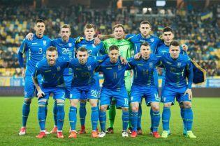 Збірна України зіграє у 2018 році до 11 матчів