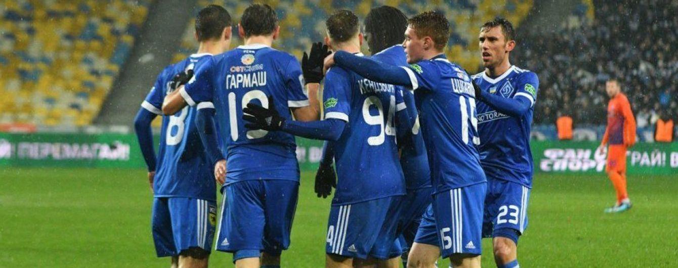 """""""Динамо"""" та """"Шахтар"""" опинилися у рейтингу найкращих команд Ліги чемпіонів"""