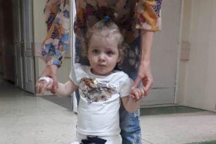 Допоможіть дитині: наступного нападу Ганна може не пережити