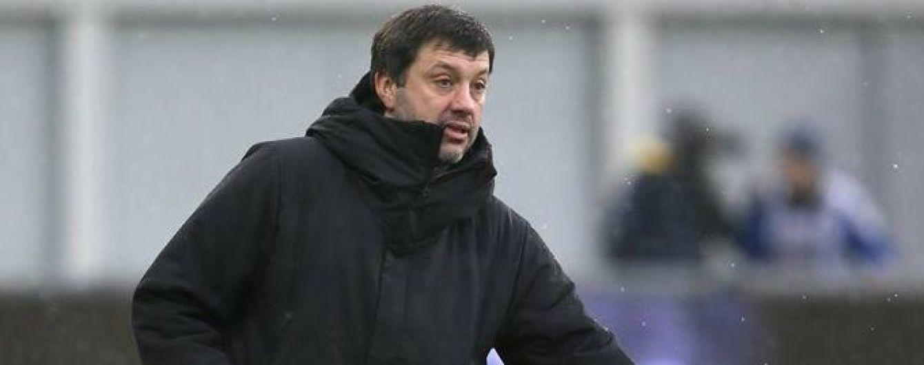 """""""Верес"""" опроверг обвинения в адрес бывшего тренера, но резко передумал"""