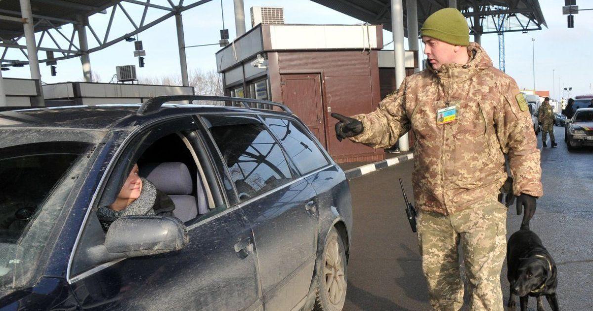 На Львовщине снова блокировали пункты пропуска на границе с Польшей