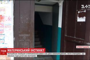 В Олександрії в морозилці холодильника знайшли тіла новонароджених двійнят
