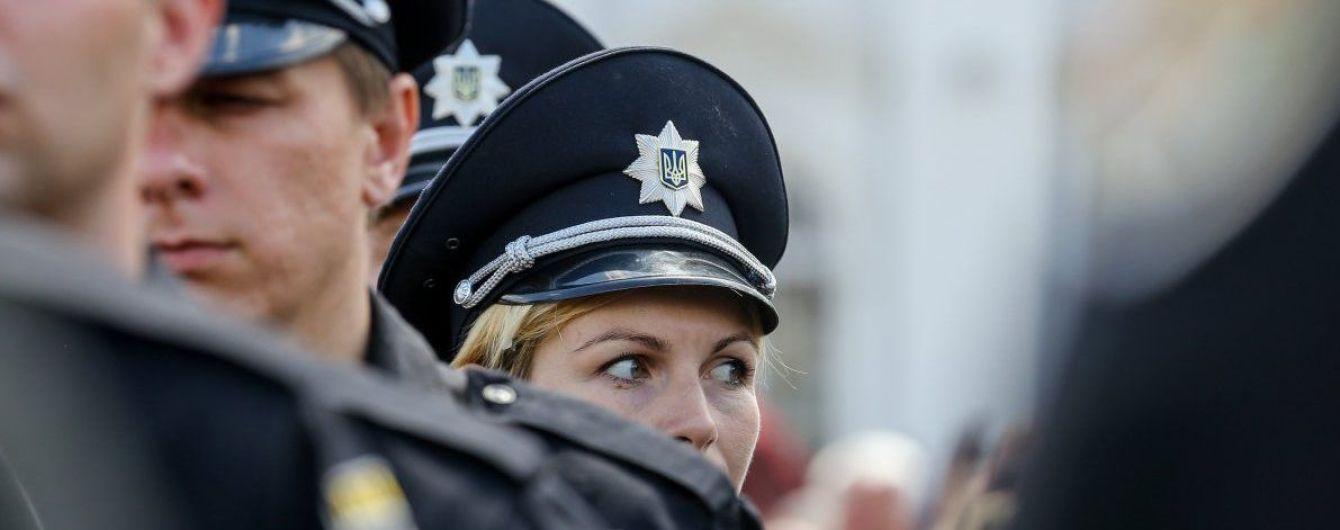 У новорічну ніч поліція патрулюватиме Київ у посиленому режимі