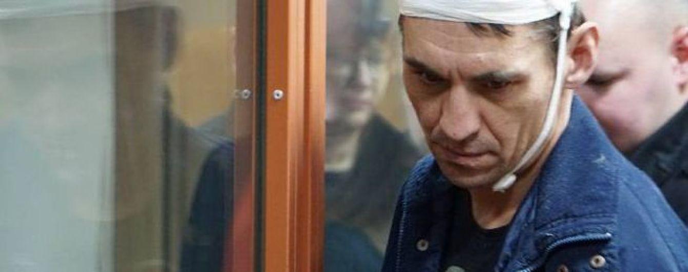 """Нападавшего на отделение """"Укрпочты"""" в Харькове арестовали на два месяца"""