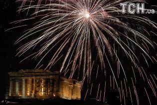 В Германии во время празднования Нового года от фейерверков погибли люди