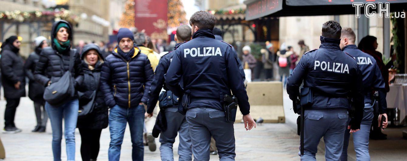 В Італії у новорічну ніч прогримів вибух, четверо людей постраждали
