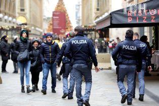 Осужденный мафиози взял в заложники людей в отделении итальянской почты