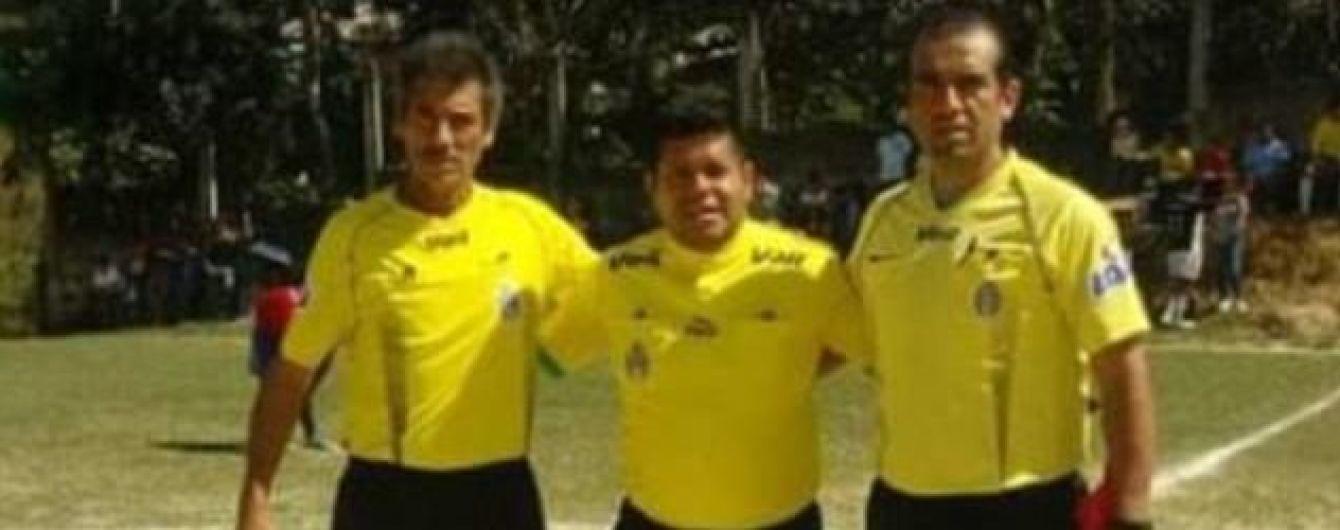 У Мексиці футболіст вбив суддю через вилучення