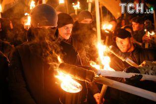 Львовом пройшов хід проти антиукраїнської політики Польщі