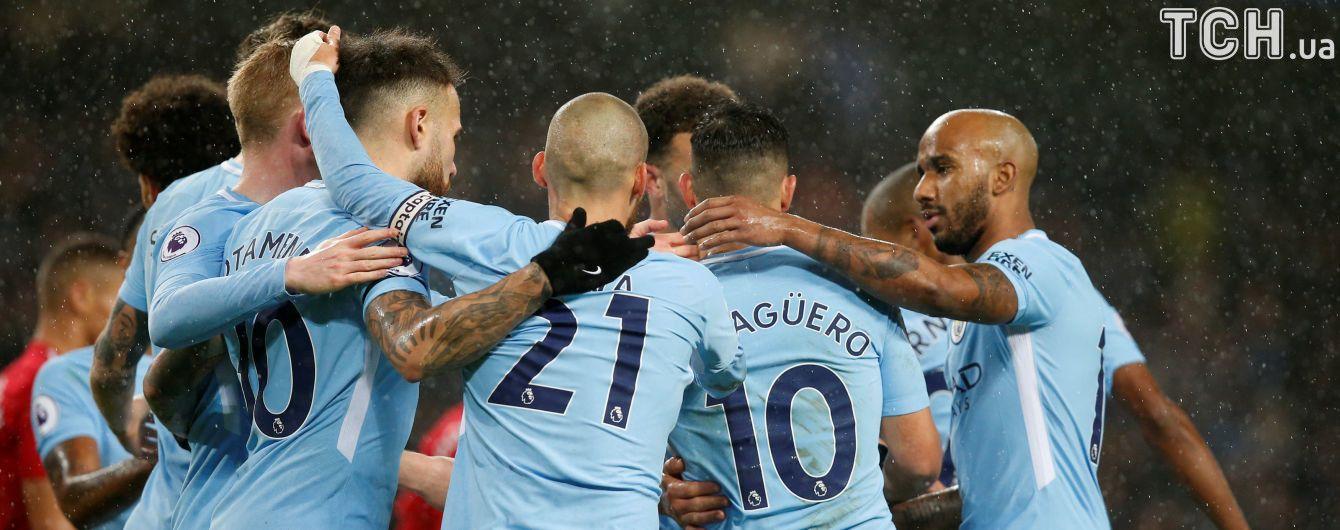 """""""Манчестер Сити"""" уверенно одолел """"Уотфорд"""" в родных стенах"""