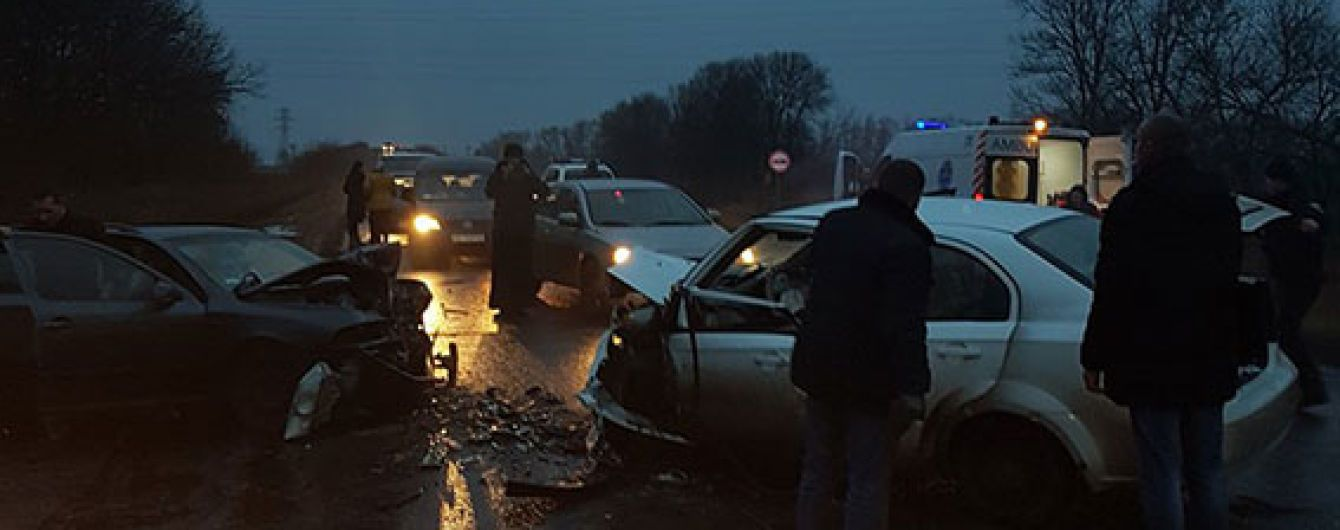 На Харківщині у смертельній ДТП загинув 83-річний пенсіонер