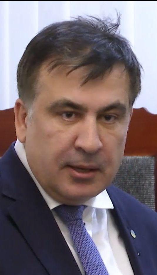 Суд відмовився надати Саакашвілі політичний притулок