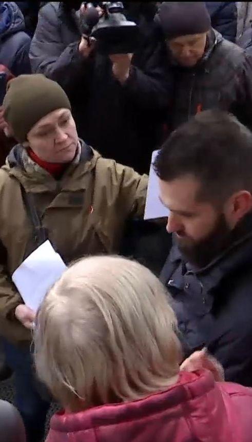 У Запоріжжі підприємці влаштували протест через величезні суми в платіжках за тепло