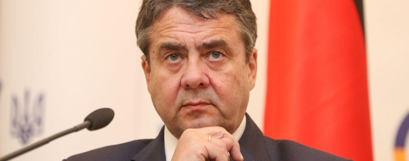 Глава МИД Германии выступил за миротворческую миссию ООН на всей территории Донбасса