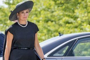 Что носят королевы, герцогини и первые леди на траурные мероприятия