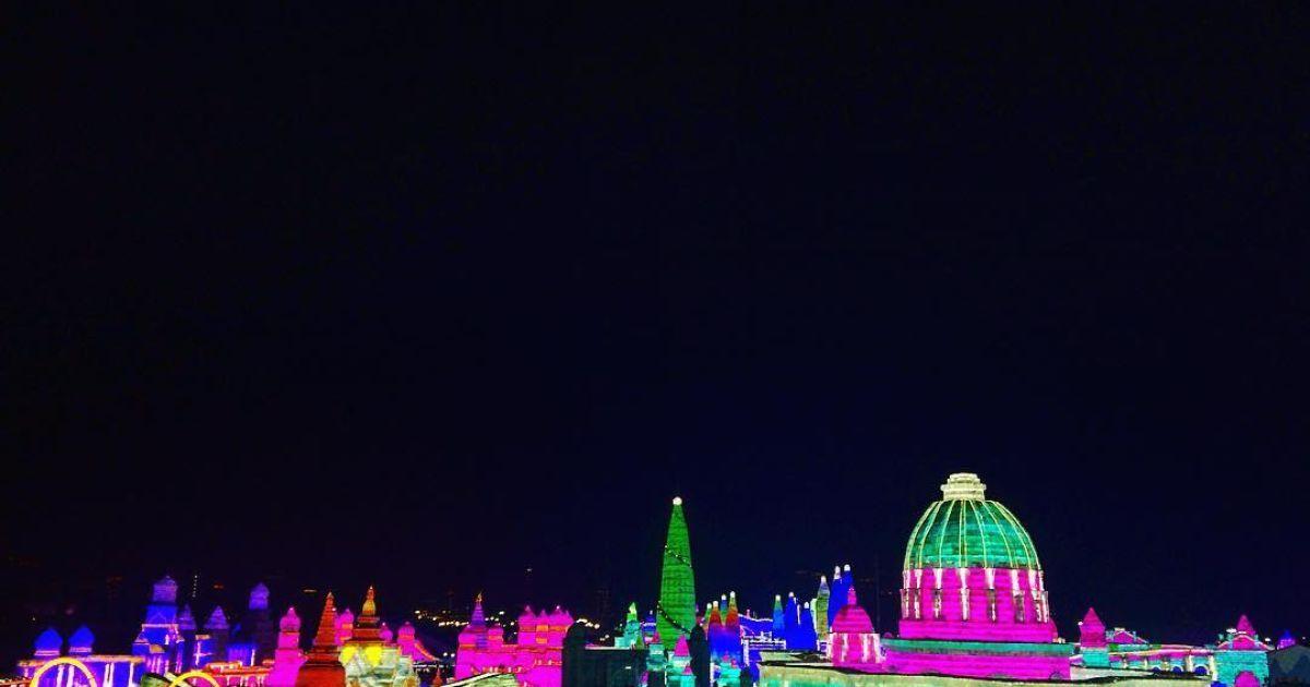 @ www.instagram.com/哈尔滨国际冰雪节