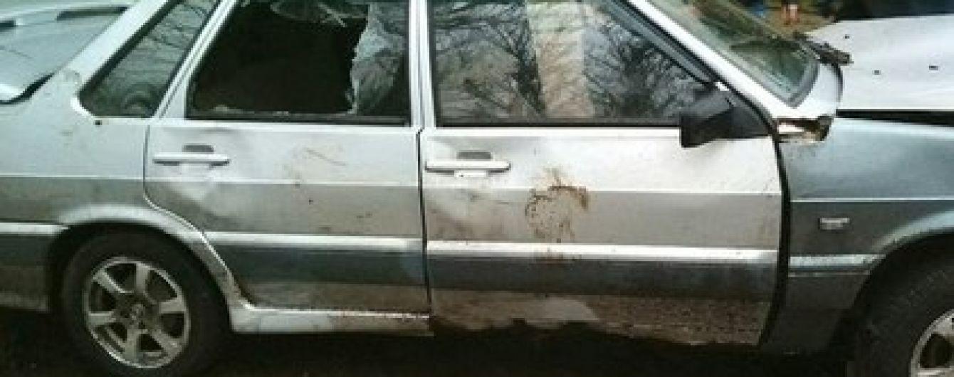 Боевик-наркоман в Макеевке врезался в пешеходов
