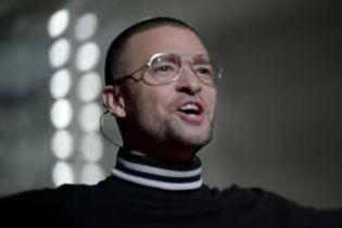 В очках и водолазке: Джастин Тимберлейк снялся в новом клипе в образе Стива Джобса