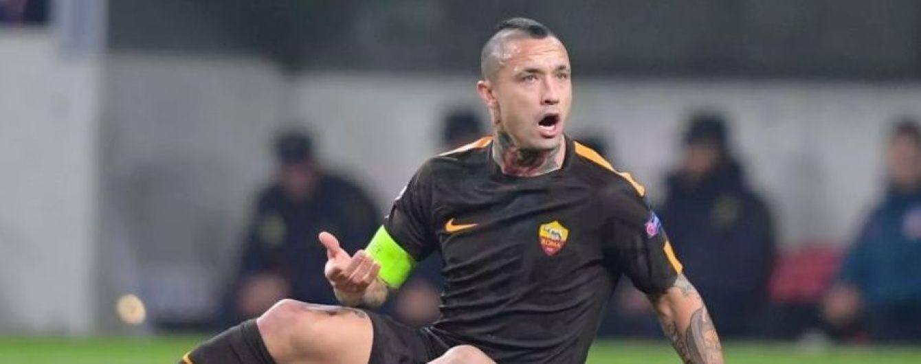 """Футболіст """"Роми"""" пив та курив у прямому ефірі в Instagram та """"влетів"""" на 100 тисяч євро"""