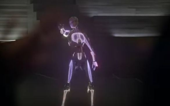 Робот из клипа Джастина Тимберлейка