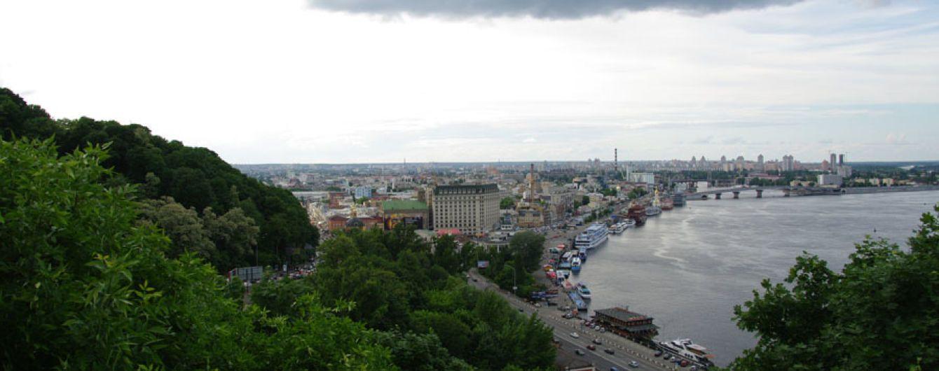 В Киеве построят башню кругового обзора