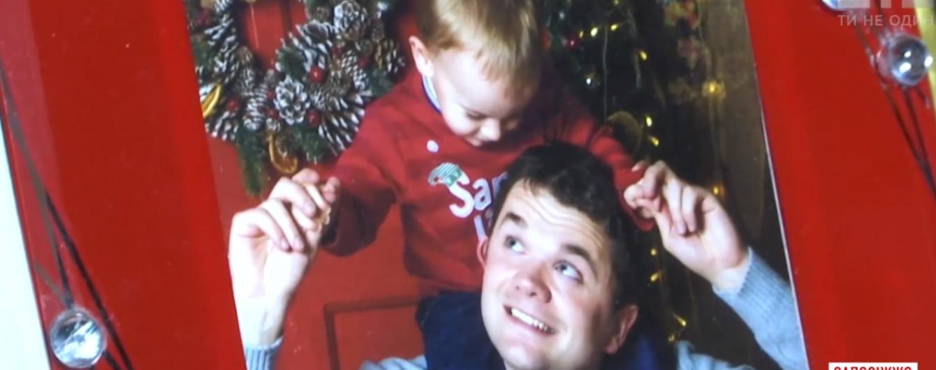 Церковний скандал у Запоріжжі. Батьки на колінах благали священика УПЦ МП  відспівати дитину