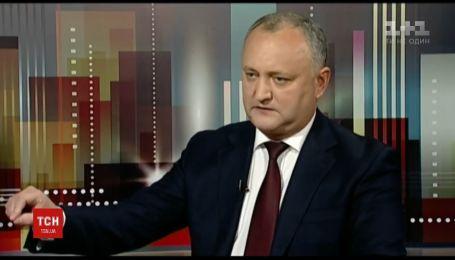 Конституционный суд Молдовы временно отстранил президента страны Игоря Додона с должности