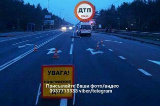 Полиция задержала водителя, который сбил насмерть женщину в Конча-Заспе и скрылся