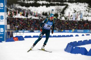 Биатлон. Пидгрушная финишировала второй в спринте в Швейцарии, Вита Семеренко - пятая