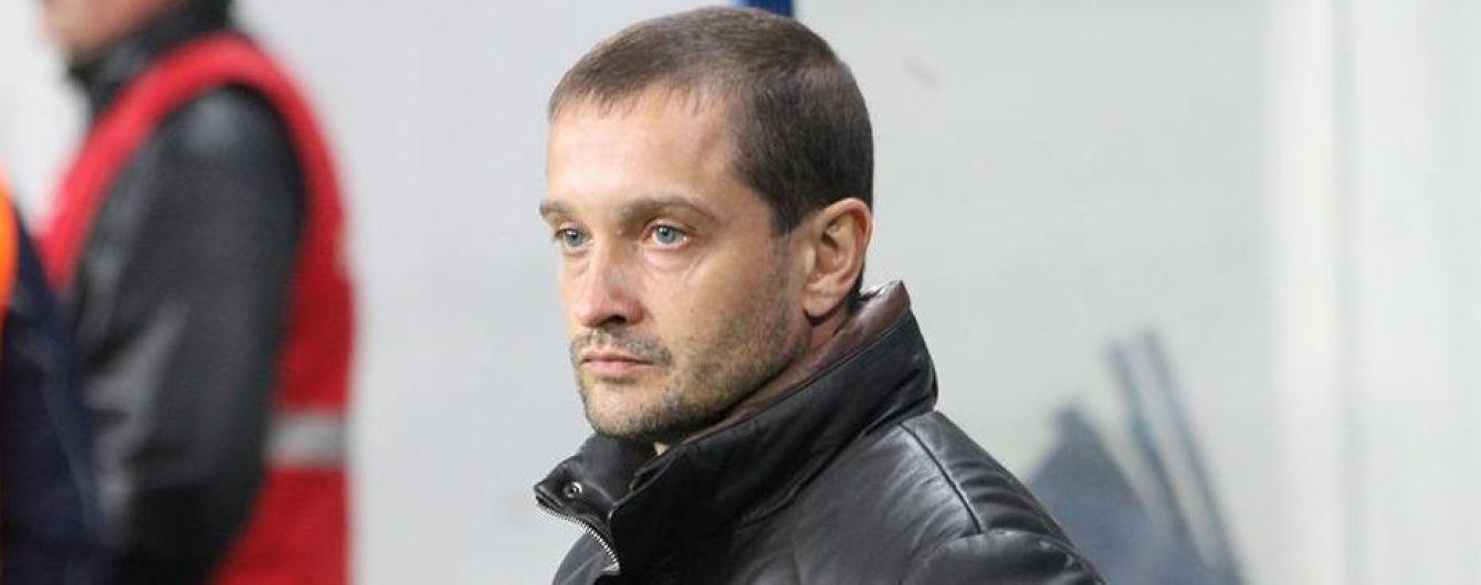 """Тренер """"Олимпика"""" продлил контракт с клубом"""