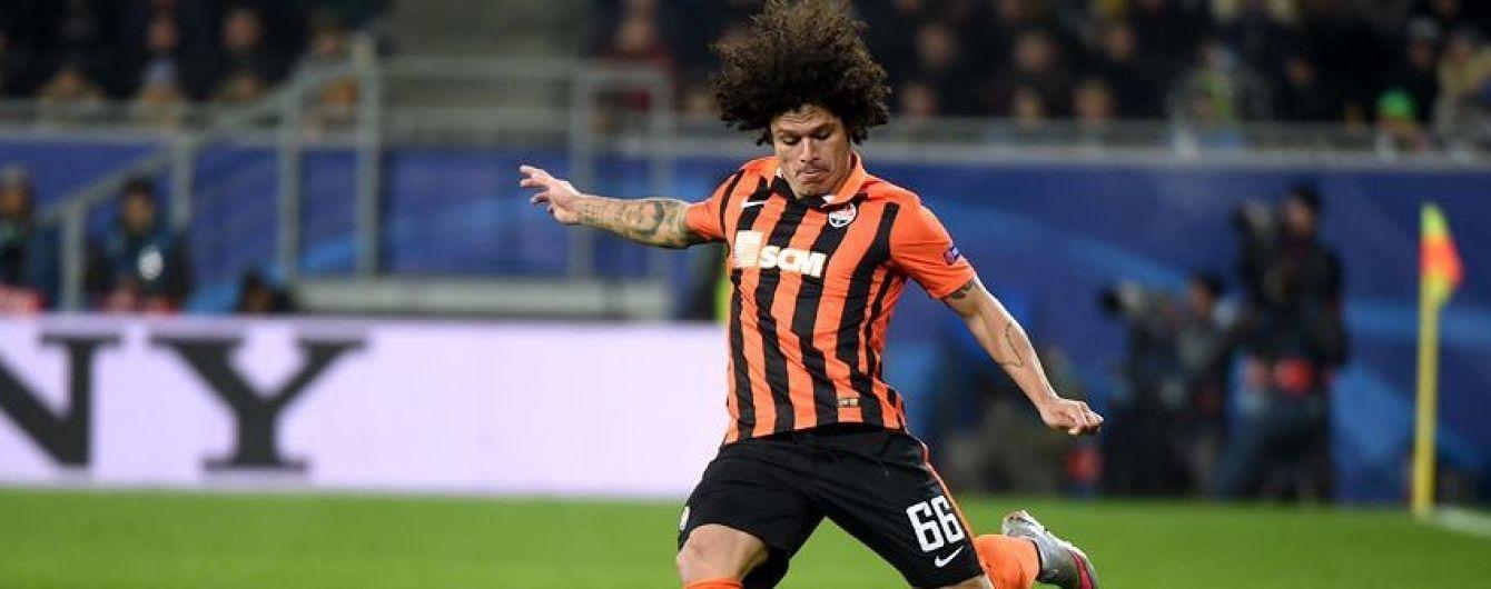 """Футболист """"Шахтера"""" прибыл в Грецию для подписания контракта с ПАОКом"""