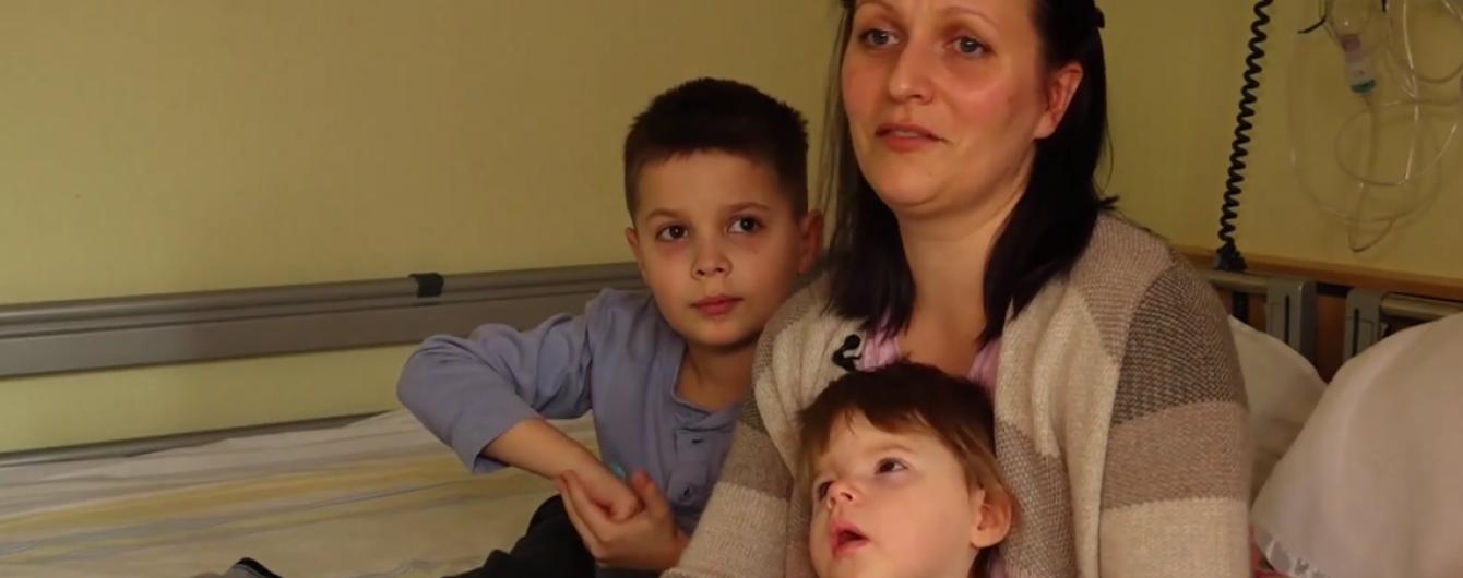 Жительница Берлина осуществила мечту семьи Марии, на лечение которой собирали деньги зрители ТСН