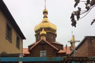 В масках и бронежилетах. Избитый под храмом в Запорожье АТОшник рассказал о нападавших