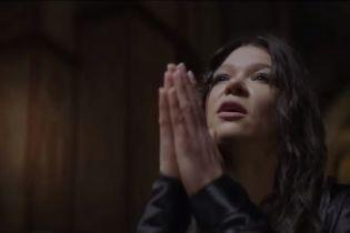 Руслана сняла клип-молитву в киевском Софийском соборе