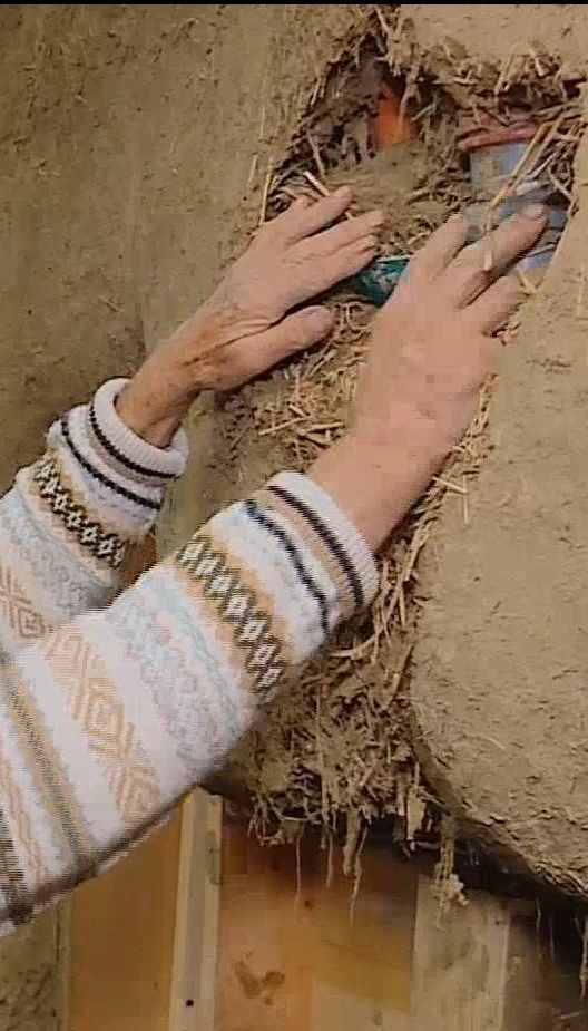 В Італії набувають популярності будинки з біовідходів, соломи та глини