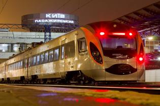 """""""Укрзалізниця"""" призначила додаткові швидкісні поїзди"""