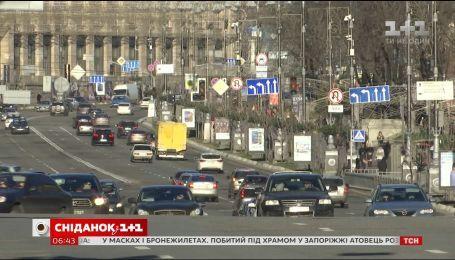 Скоростной лимит 50 км/ч: соблюдают ли украинцы новые правила дорожного движения
