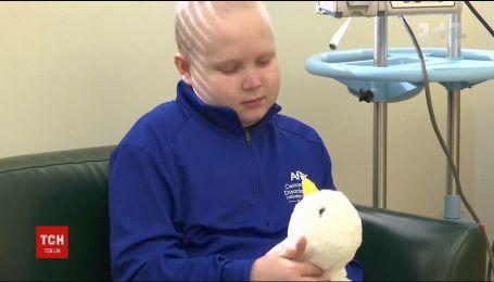 У США розробили спеціального робота для дітей, хворих на рак