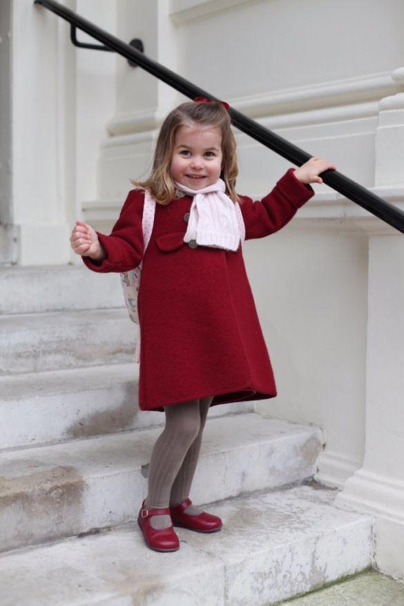 Кейт Міддлтон принцеса Шарлота_1