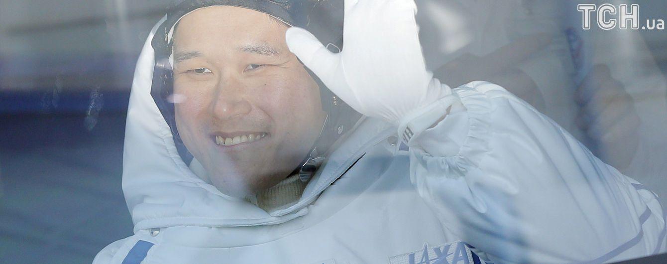 Японський астронавт стверджує, що виріс на 9 сантиметрів під час перебування на МКС